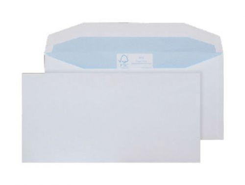 Blake Purely Environmental White Gummed Wallet 102X216mm 90Gm2 Pack 1000 Code Fsc700 3P