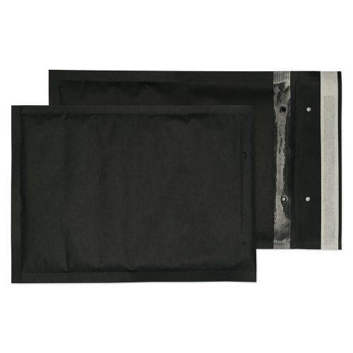 Blake Purely Packaging Black Peel & Seal Padded Bubble Pocket 260X180mm 90G Pk100 Code Kbp260 3P