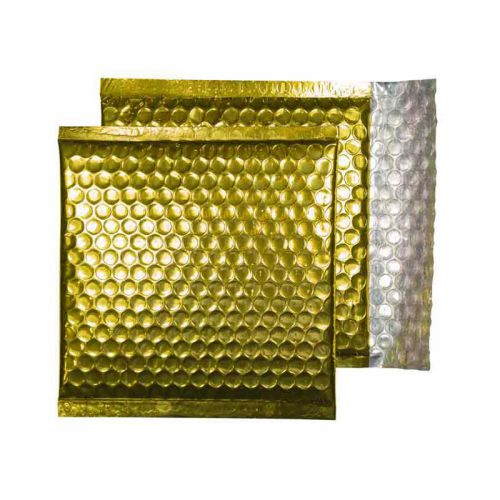 Blake Purely Packaging Glamour Gold P&S Padded Bubble Wallet 165x165 70Mu Pk100 Code MBGOL165