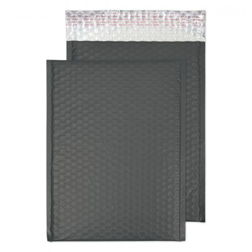 Blake Purely Packaging Graphite Grey Peel & Seal Pocket 324X230mm 70Mu Pack 100 Code Mtgg324 3P
