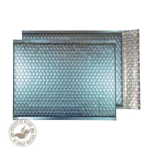 Blake Purely Packaging Cotton Blue Peel & Seal 324 X230mm 70Mu Pack 100 Code Mtcb324 3P
