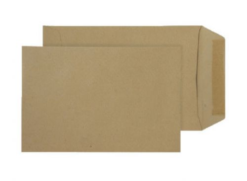 Purely Everyday Pocket Gummed Manilla 80gsm 154x106mm Ref N2040 [Pack 1000] *10 Day Leadtime*