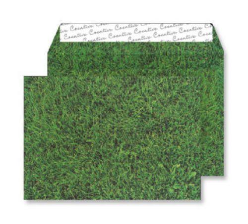 Blake Creative Senses Fresh Mown Grass Peel & Seal Wallet 162X229mm 135Gm2 Pack 125 Code Nt358 3P