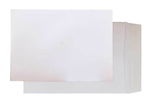 Blake Purely Packaging Ultra White Card Peel & Seal Card Pocket 229X162mm 210G Pk250 Code Op70 3P