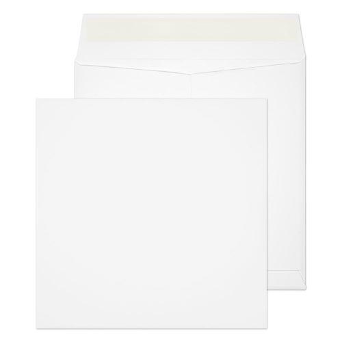 Blake Purely Packaging Ultra White Card Peel & Seal Card Wallet 220X220mm 210G Pk250 Code Op720 3P