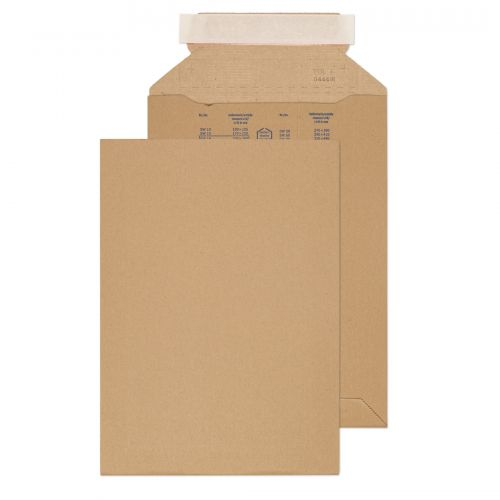 Blake Corrugated Board Envelope 280 x 200mm A5 (Pack of 100) PCE19