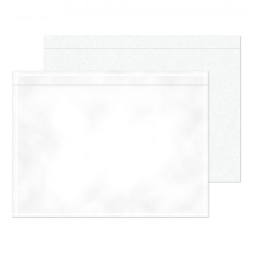 Blake Purely Packaging Clear Peel & Seal Wallet 168X126mm 30Mu Pack 1000 Code Pde20 3P
