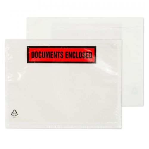 Blake Dl 235X132Mm Printeddocument Enclosed Wallet Pk1000