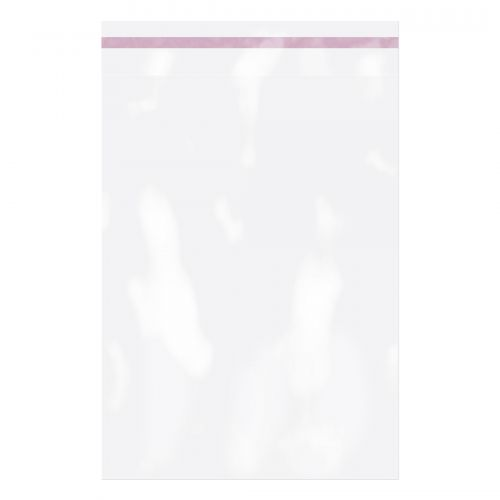 Blake Purely Packaging Clear Virgin Ldpe P&S Polythene Pocket 240X320 38Mu Pk1000 Code Pe40/C 3P