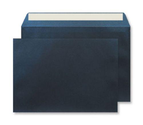 Blake Creative Shine Midnight Blue Peel & Seal Wal let 162X229mm 120Gm2 Pack 250 Code Pl333 3P