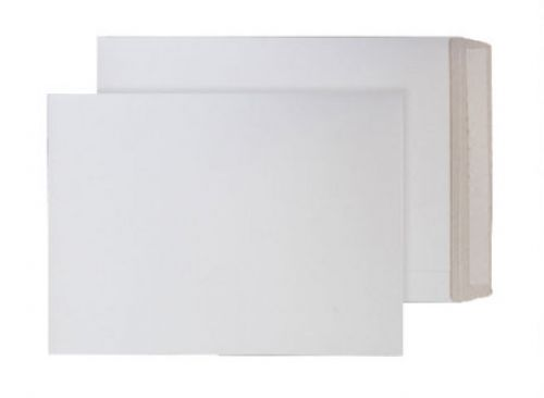 Purely Packaging Envelope All Board P&S 350gsm 352x250mm White Ref PPA15 [Pk 100] *10 Day Leadtime*