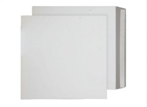 Blake Purely Packaging White Board Peel & Seal All Board Pocket 444X368mm 350G Pk100 Code Ppa16 3P