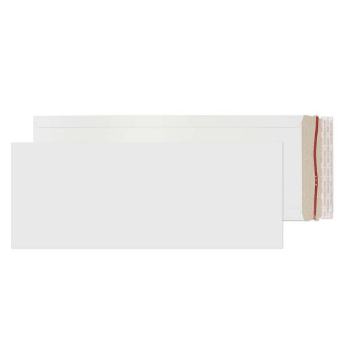 Blake Purely Packaging White Board Peel & Seal All Board Pocket 440X170 350G Pk100 Code Ppa24-Rs 3P