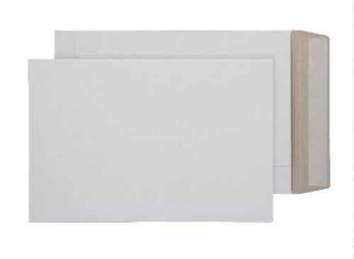 Blake Purely Packaging White Board Peel & Seal All Board Pocket 229X162mm 350G Pk200 Code Ppa5 3P