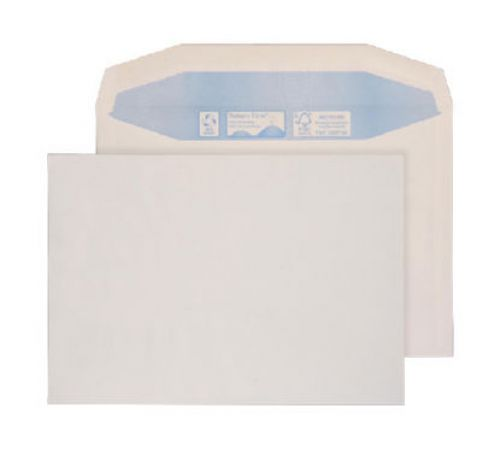 Purely Environmental Mailer Gummed White 90gsm C5 162x229mm Ref RN020 [Pack 500] *10 Day Leadtime*