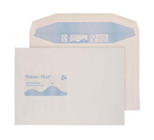 Blake Purely Environmental White Window Gummed Mailer 162X238mm 90Gm2 Pack 500 Code Rn030 3P