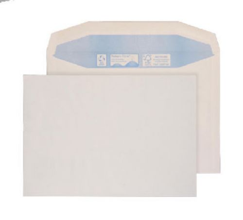 Blake Purely Environmental White Gummed Mailer 162X238mm 90Gm2 Pack 500 Code Rn032 3P