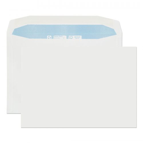 Blake Purely Environmental White Gummed Mailer 229 X324mm 100Gm2 Pack 250 Code Rn040 3P