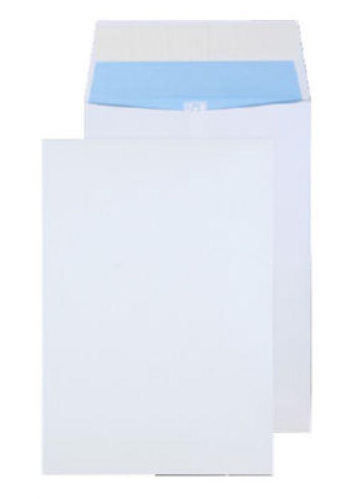 Blake Purely Environmental White Peel & Seal Gusse t Pocket 324X229X25mm 140G Pk125 Code Rn090 3P