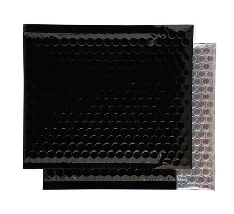 Blake Purely Packaging Oil Black Peel & Seal Padded Bubble Wallet 230x230 70Mu Pk100 Code MBB230