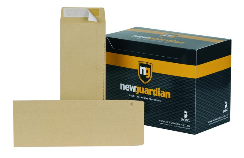 New Guardian Heavyweight Pocket P&S Manilla 305x127mm PK250