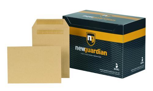 New Guardian C5 Envelope Pocket Self Seal Manilla (Pack of 250) D26103
