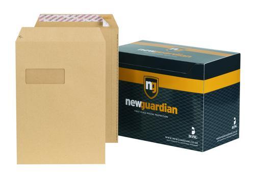 New Guardian Heavyweight Pocket P&S Window Manilla C4 PK250