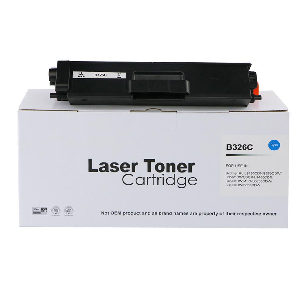 Comp Brother TN326C Toner