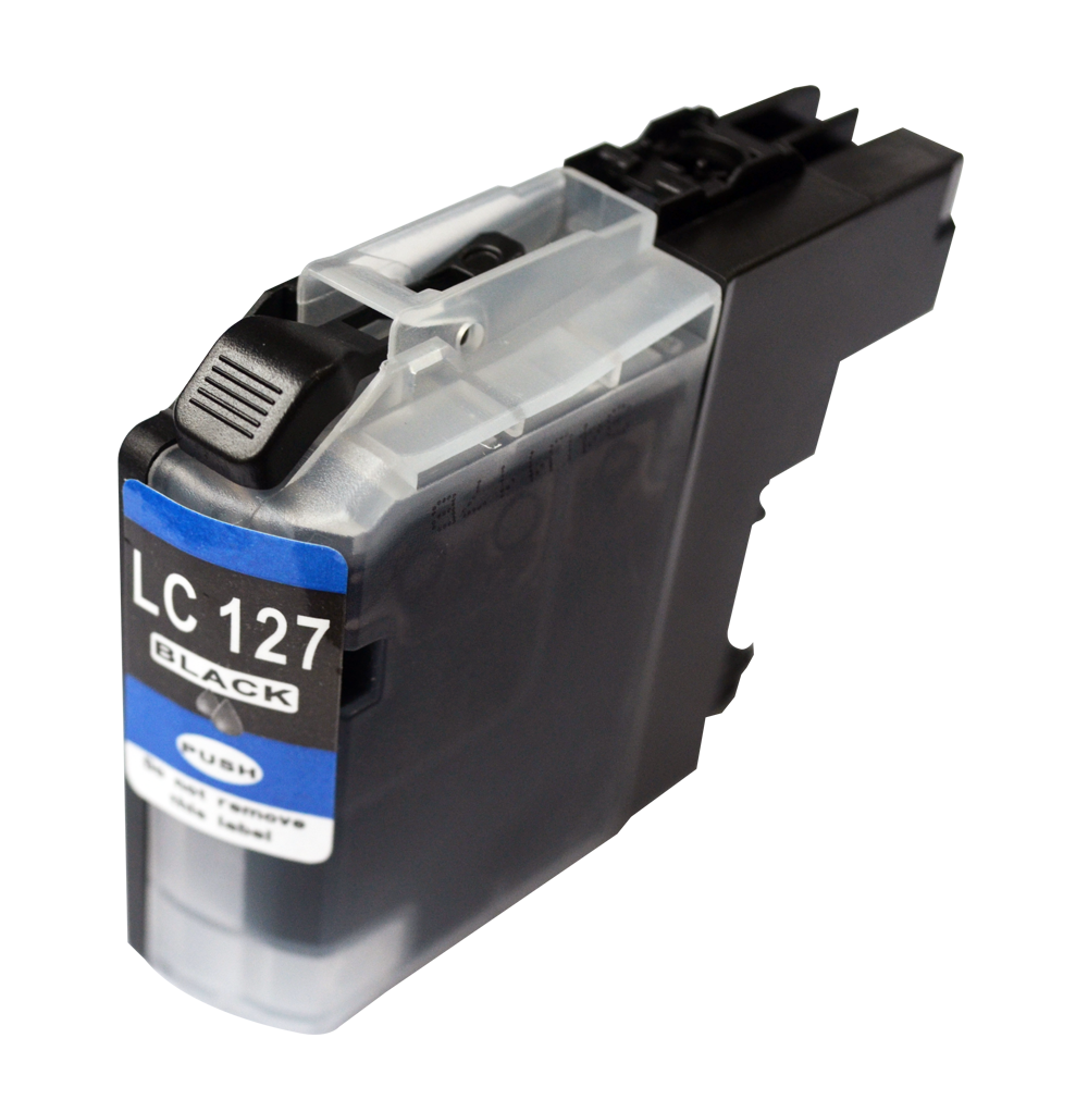 Comp Brother LC127BK Inkjet