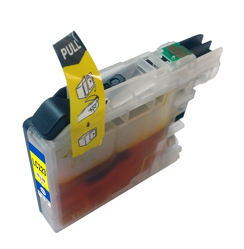 PWD - Cartridge Comp Brother LC223Y Yellow Std Cap Ink Ctg