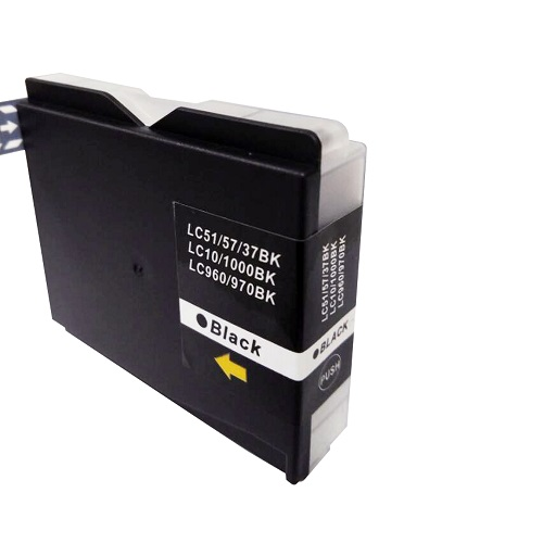 PWD - Cartridge Comp Brother MFC240 Black Ink Ctg LC1000BK also for LC970BK  [LCLC960/LC970/LC1000BK]