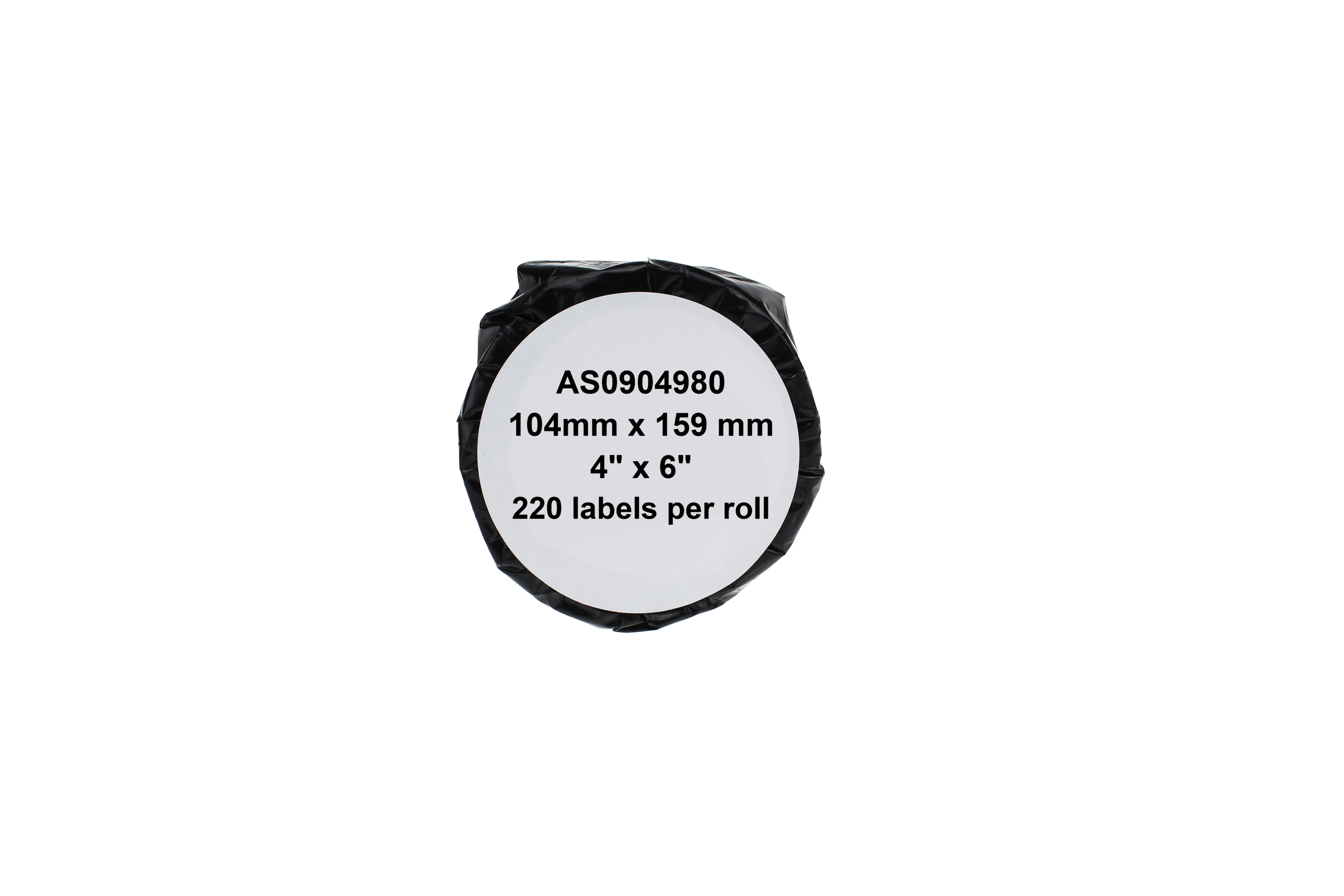 PWD - Cartridge Comp Dymo S0904980 Ex Large Shipping Labels 4XL (Paper) Pack of 220