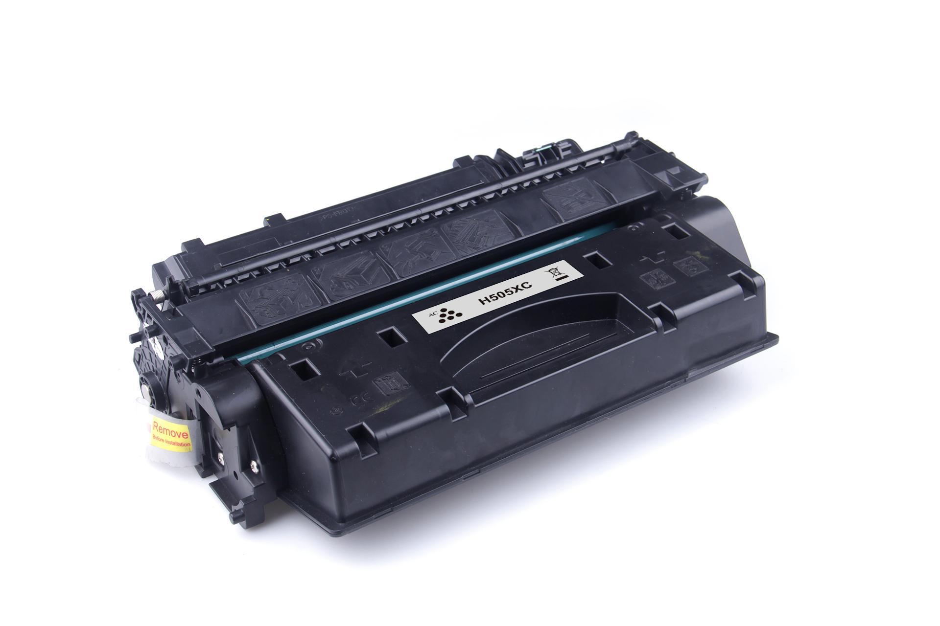 Comp Hewlett Packard CE505X Laser Toner