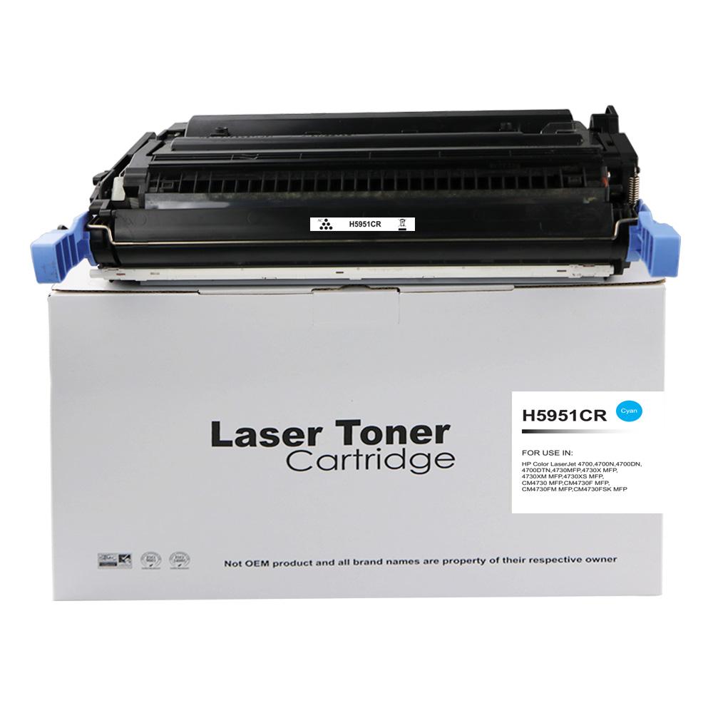 Reman Hewlett Packard Q5951A Laser Toner
