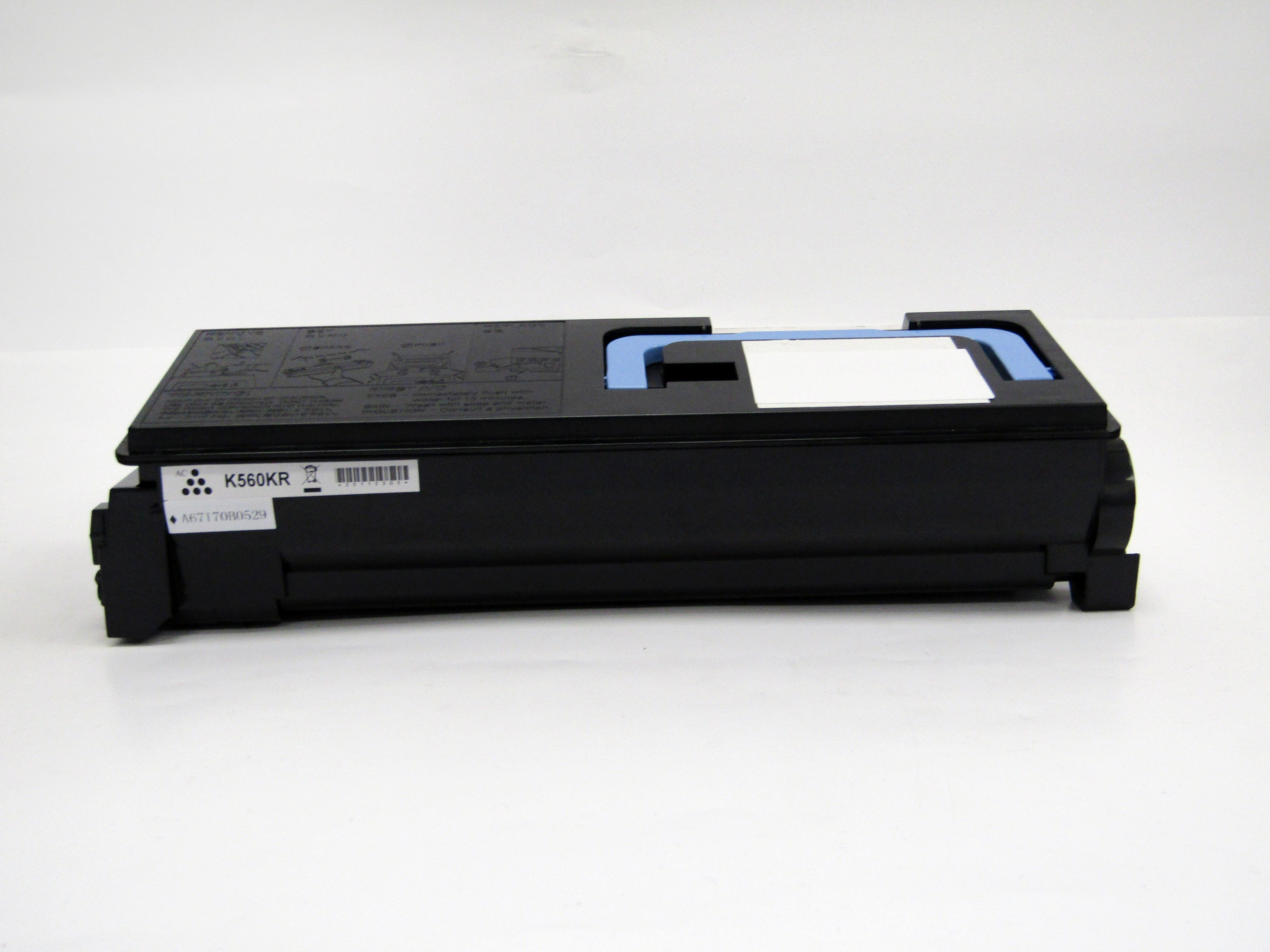 Reman Kyocera Mita TK560K Laser Toner