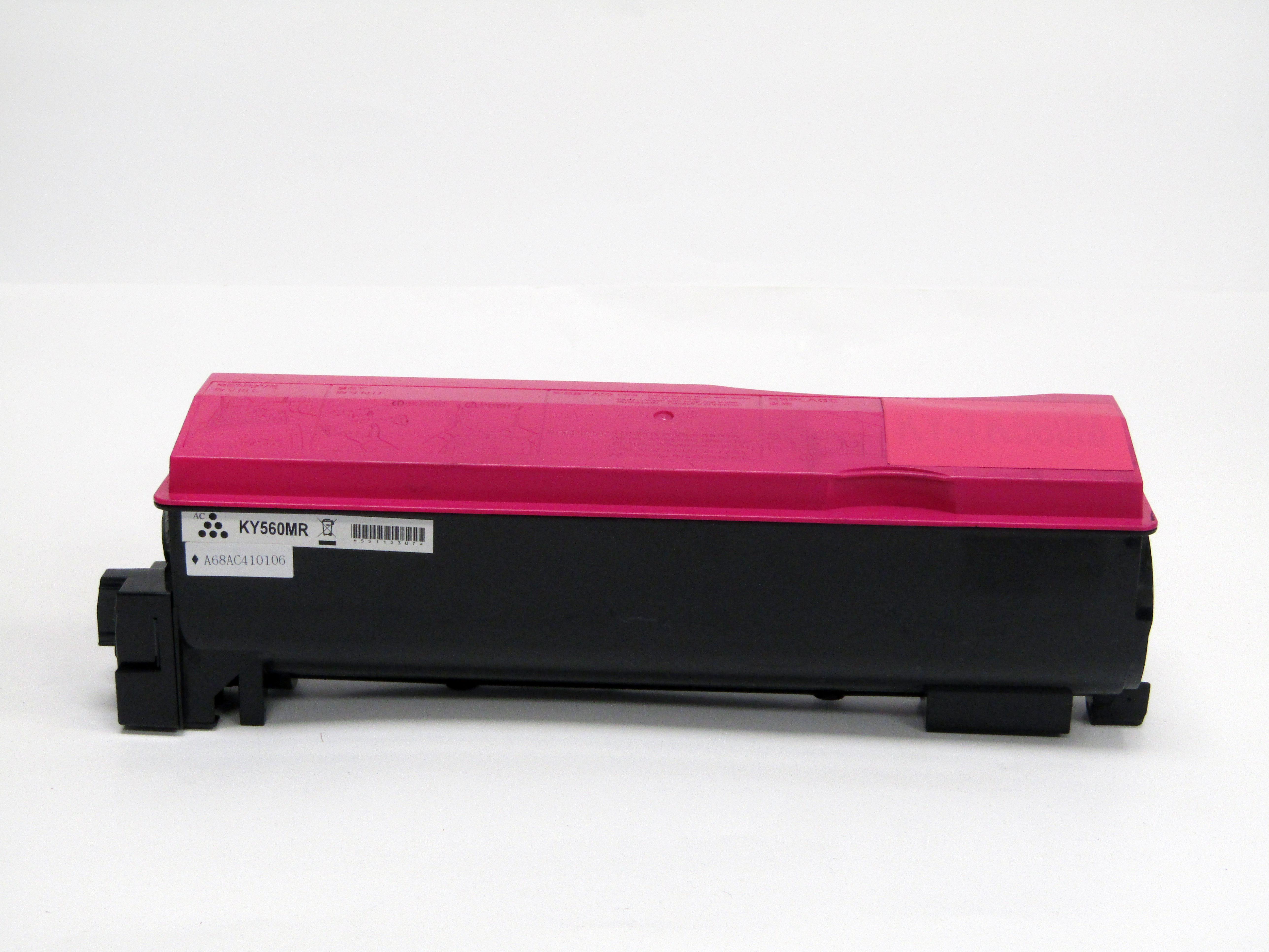 Reman Kyocera Mita TK560M Laser Toner