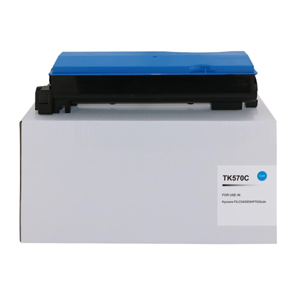 Comp Kyocera Mita TK570C Laser Toner