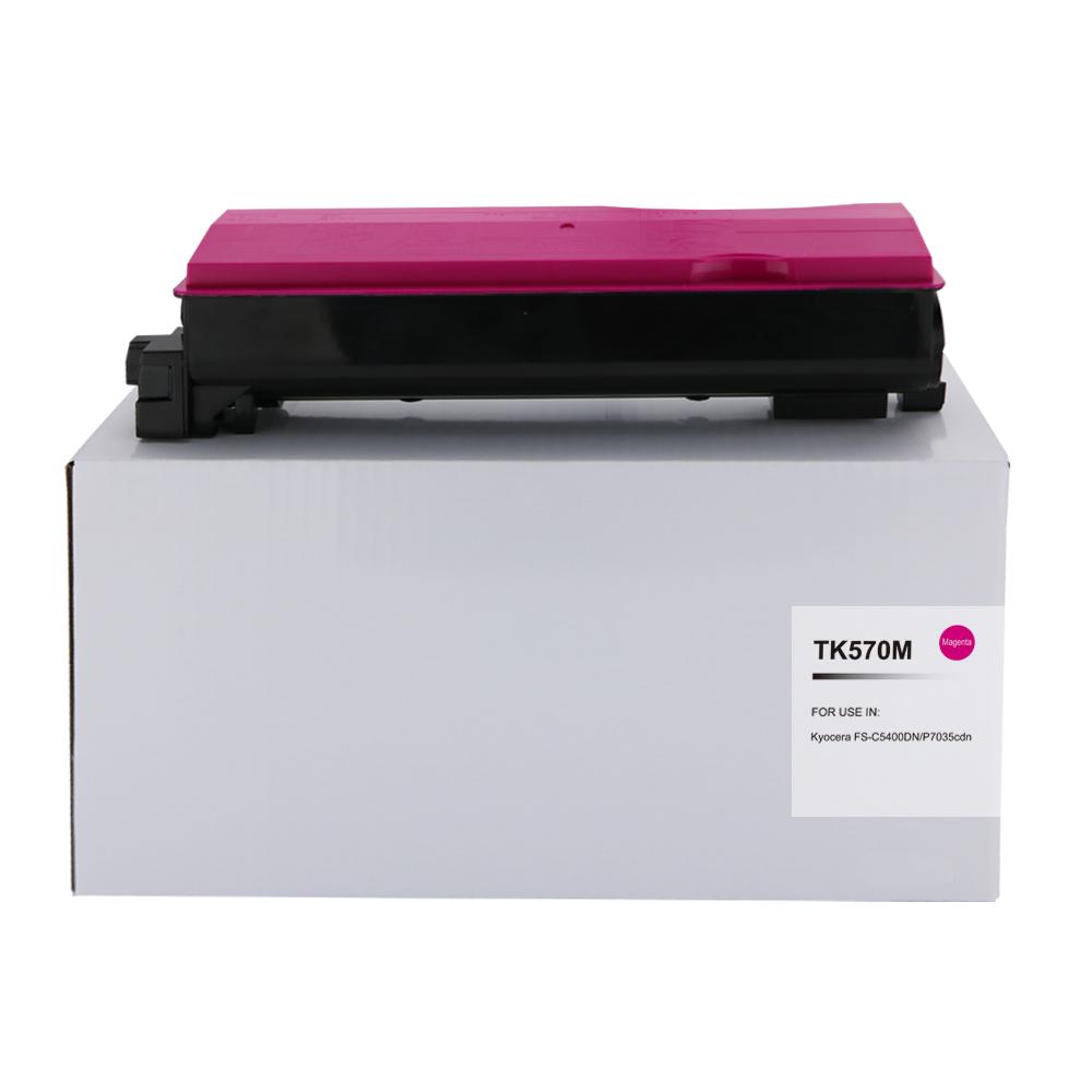Comp Kyocera Mita TK570M Laser Toner