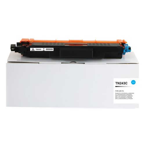Remanufactured Brother TN243C Cyan Toner