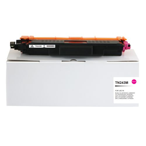 Remanufactured Brother  Magenta Toner