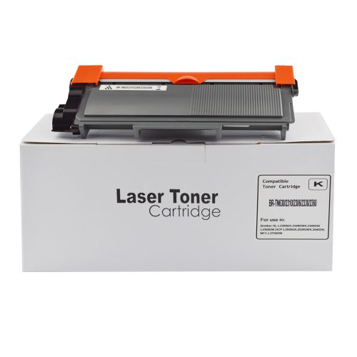 Alpa-Cartridge Comp Brother HL-L2300 Std Yld Toner TN2310