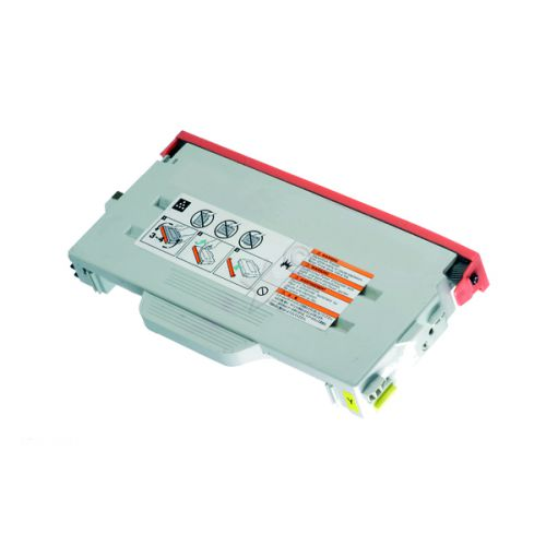 Remanufactured Brother TN04Y Yellow Toner