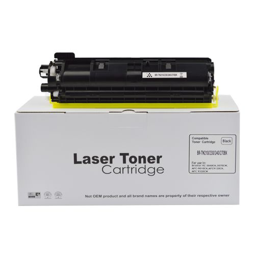 Alpa-Cartridge Comp Brother HL3040 Black Toner TN230BK also for TN210BK TN250BK TN270BK