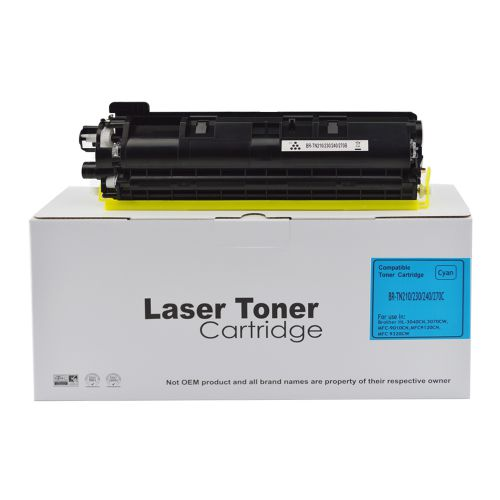 Alpa-Cartridge Comp Brother HL3040 Cyan Toner TN230C also for TN210C TN250C TN270C