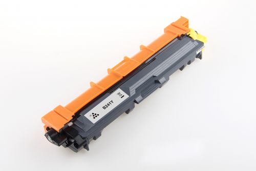 Compatible Brother TN241Y Yellow Toner