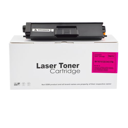 Alpa-Cartridge Comp Brother HL4140 Magenta TN325M Toner Ctg TN315M TN320M TN325M TN345M