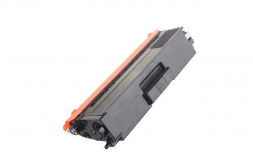 Compatible Brother TN328K Black Hi Cap Toner