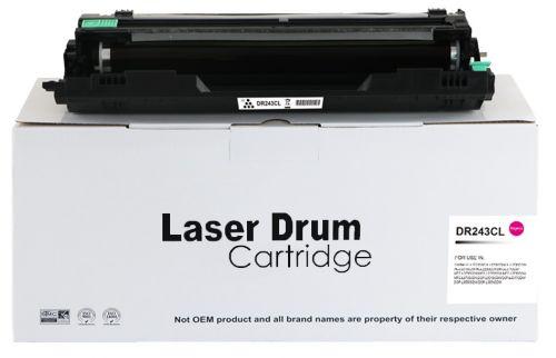 Compatible Brother DR243M Magenta DR243CL Drum