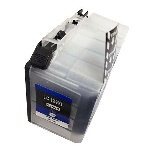 Alpa-Cartridge Comp Brother LC129XLBK Black Extra Hi Cap Ink Ctg