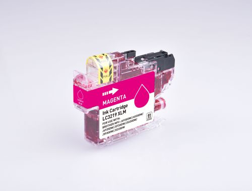 Comp Brother LC3219XLM Inkjet